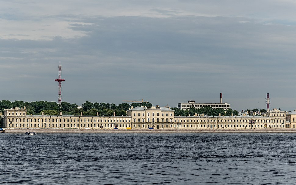 Russian Medical Military Academy in SPB