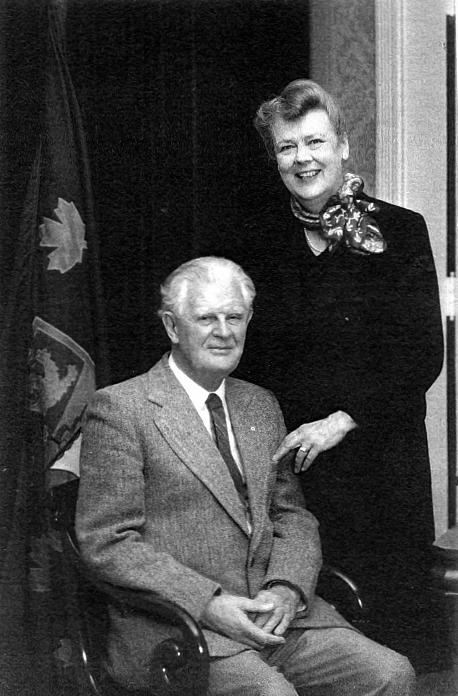 Ruth & George Stanley