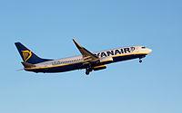 EI-DHF - B738 - Ryanair