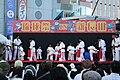 Ryukyu Matsuri in Shin-Nagata Oct09 016.JPG