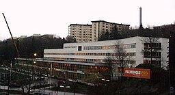 Södertörns tingsret i Flemingsberg