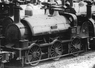 Cornwall Railway - Dido Class 0-6-0ST Argo