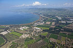 SEA OF GALILEE - AERIAL VIEW Itamar Grinberg IMOT (15173693126).jpg