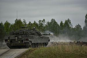 Ariete -  Ariete at Strong Europe Tank Challenge 2016