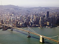 SF and Bay Bridge.JPG