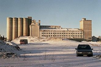 S Group - SOK mill in Toppila, Oulu, Erkki Huttunen (1929).