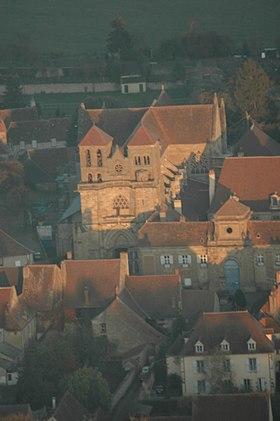 Image illustrative de l'article Prieuré Saint-Pierre-et-Saint-Paul de Souvigny