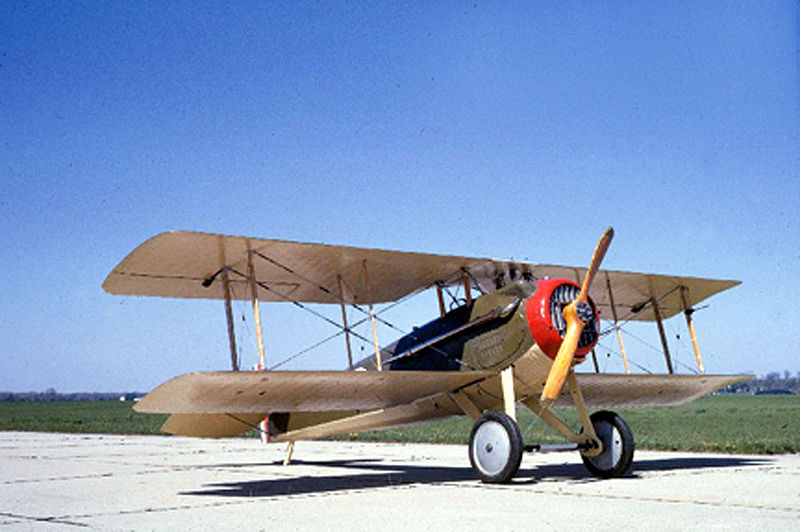 Soubor:SPAD VII USAF.jpg