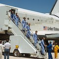 STS-51-F crew returning from mission (51f-s-162).jpg