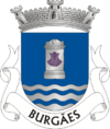Coat of arms of Burgães