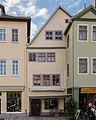 """Saalfeld Markt 12 Wohn- und Geschäftshaus Bestandteil Denkmalensemble """"Stadtkern Saalfeld-Saale"""".jpg"""