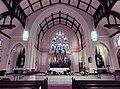 Sacred Heart Cathedral - Davenport, Iowa interior.JPG