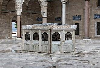 Shadirvan - Shadırvan of the Süleymaniye Mosque, Istanbul