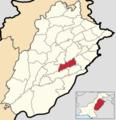 Sahiwal District, Punjab, Pakistan.png