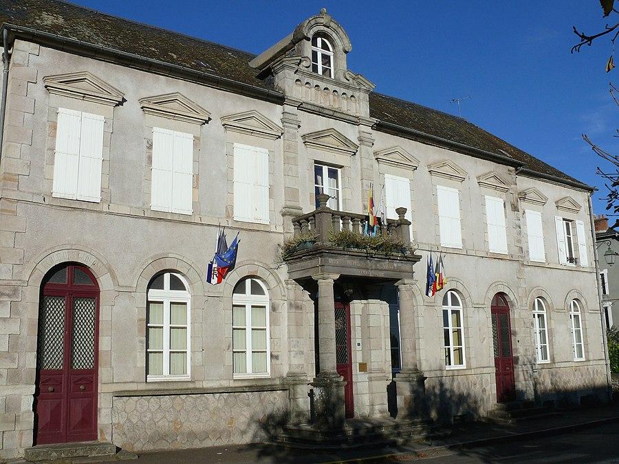 Saignes, Cantal