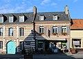 Saint-Riquier, house 10 Place de l'église.JPG