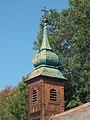 Saint Anna Chapel, tower, 2017 Mosonmagyaróvár.jpg