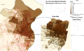 Saint Louis Demographic, African American By Census Tract.png