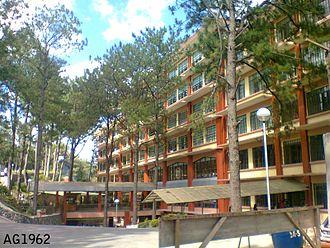 Saint Louis University (Philippines) - SLU - Devesse Building, Maryheights Campus