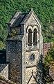 Saint Michael and All Angels Church in Castelnaud-la-Chapelle 03.jpg