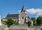 Saint Peter church of Chisseaux 01.jpg