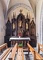 Saints Anthimus and Saturninus church in Brommat 11.jpg