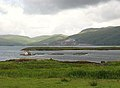 Salmon farm off Lismore - geograph.org.uk - 1293544.jpg