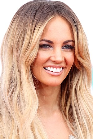 Samantha Jade - Jade at the 2014 ARIA Music Awards
