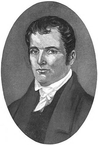 Samuel Prescott Hildreth - Samuel P. Hildreth in his younger days