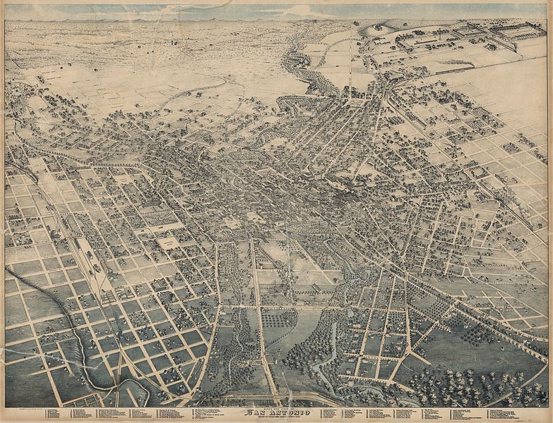 File San Antonio Texas In 1886 Jpg Wikipedia