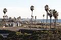 San Buenaventura State Beach from U.S. Route 101 2015-01-04.jpg