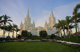 Image illustrative de l'article Temple mormon de San Diego
