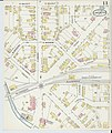 Sanborn Fire Insurance Map from Lancaster, Fairfield County, Ohio. LOC sanborn06756 003-11.jpg