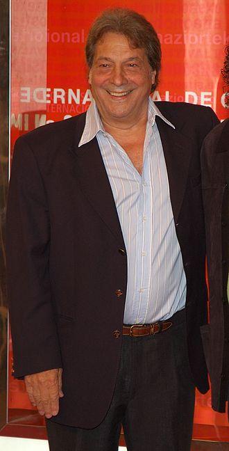 Sancho Gracia - Gracia at the San Sebastián International Film Festival in 2005