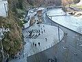 Sanctuaires de Lourdes nouvel espace grotte.jpg