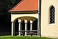 Sankt Georgen am Längsee Maria Wolschart Wallfahrtskirche Vorhalle 15102011 876.jpg