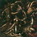Sansón y los filisteos (Giulio Cesare Procaccini).jpg