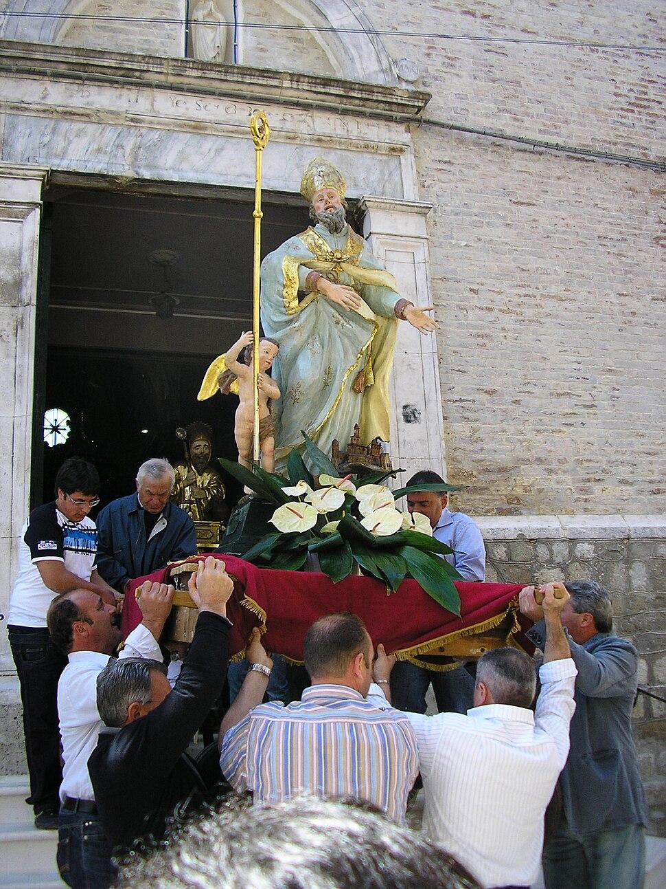 Sant'Atanasio Bellante 2007