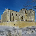 Santa María de Villasirga (Villalcázar de Sirga). Fachada sur.jpg
