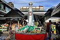 Santo Ildefonso-Mercado do Bolhão - Presépio de natal no fontanário.jpg