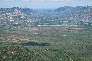 Sapthagiri - Tirumlai Hills, Sapthagiri range