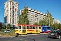 Sarajevo Tram-209 Line-3 2011-10-16 (4).jpg