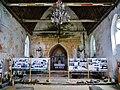 Sargé-sur-Braye Église Saint-Martin Innen Langhaus Ost.jpg