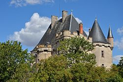 Saulzet chateau de Beauverger N-O.jpg