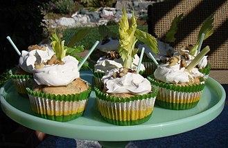 Cupcake - Savory Cupcakes
