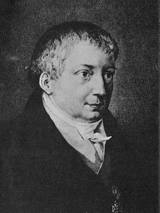 Friedrich Schlegel - Image: Schlegelvers 1829