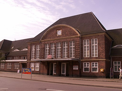 Schleswigbahnhof