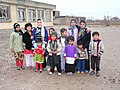 School kids in front of school (4359596138).jpg