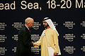 Schwab and Maktoum, Davos.jpg