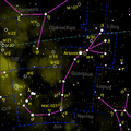 Scorpius constellation map negative.png
